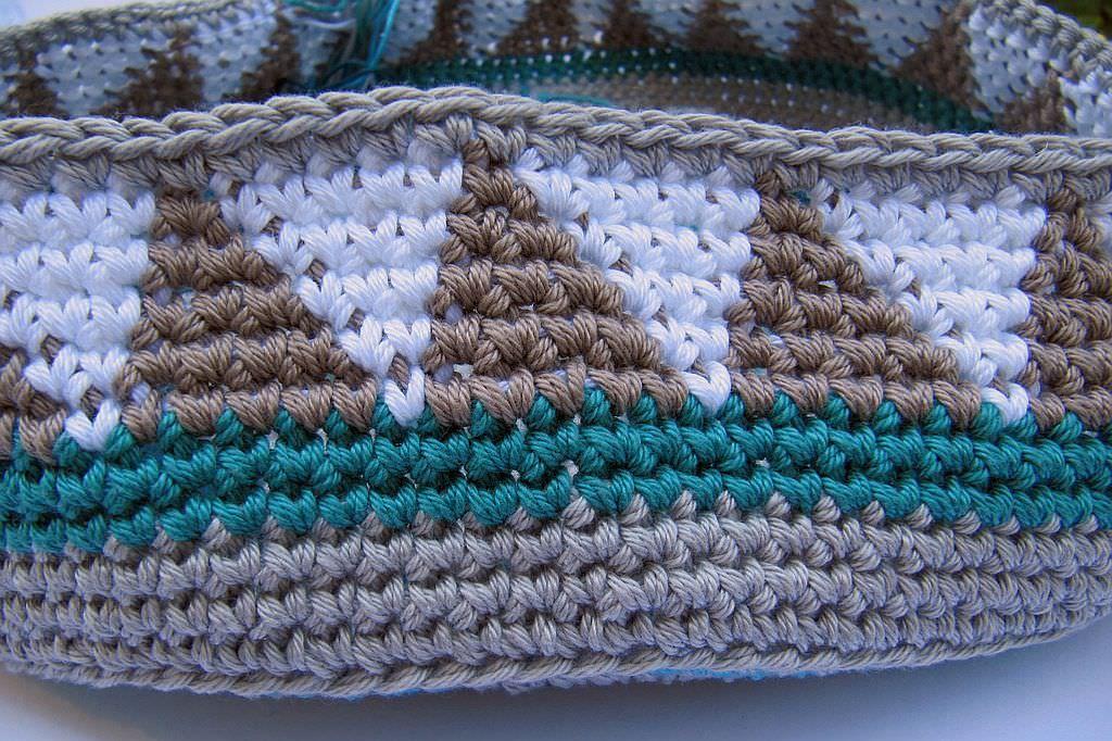 Taschen Crochetalong Teil 1 | Zukünftige Projekte | Pinterest ...