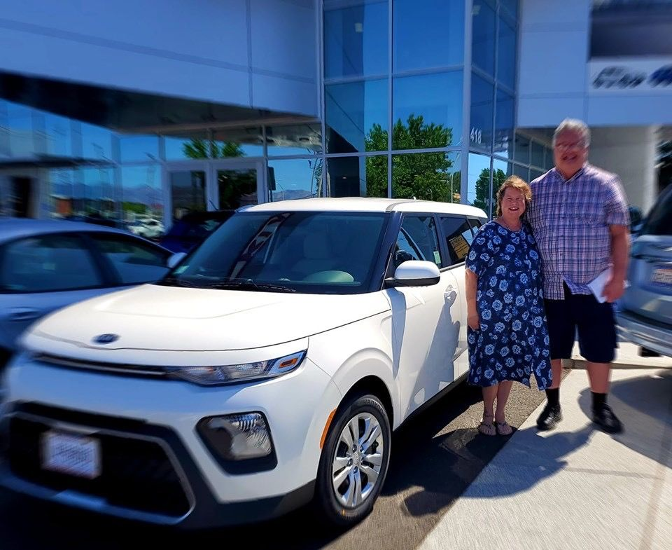 Congratulations To David And Ronda Cuttler On The Purchase Of A 2020 Kia Soul Absolute Pleasure To Work With You Both Can T Wait T Kia Soul Kia Shasta County