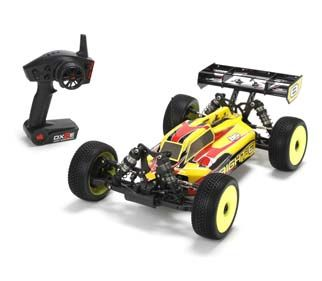 Losi 8ight E Rtr Avc 1 8 Electric 4wd Buggy Losi Los04003 Buggy Losi Rc Cars And Trucks