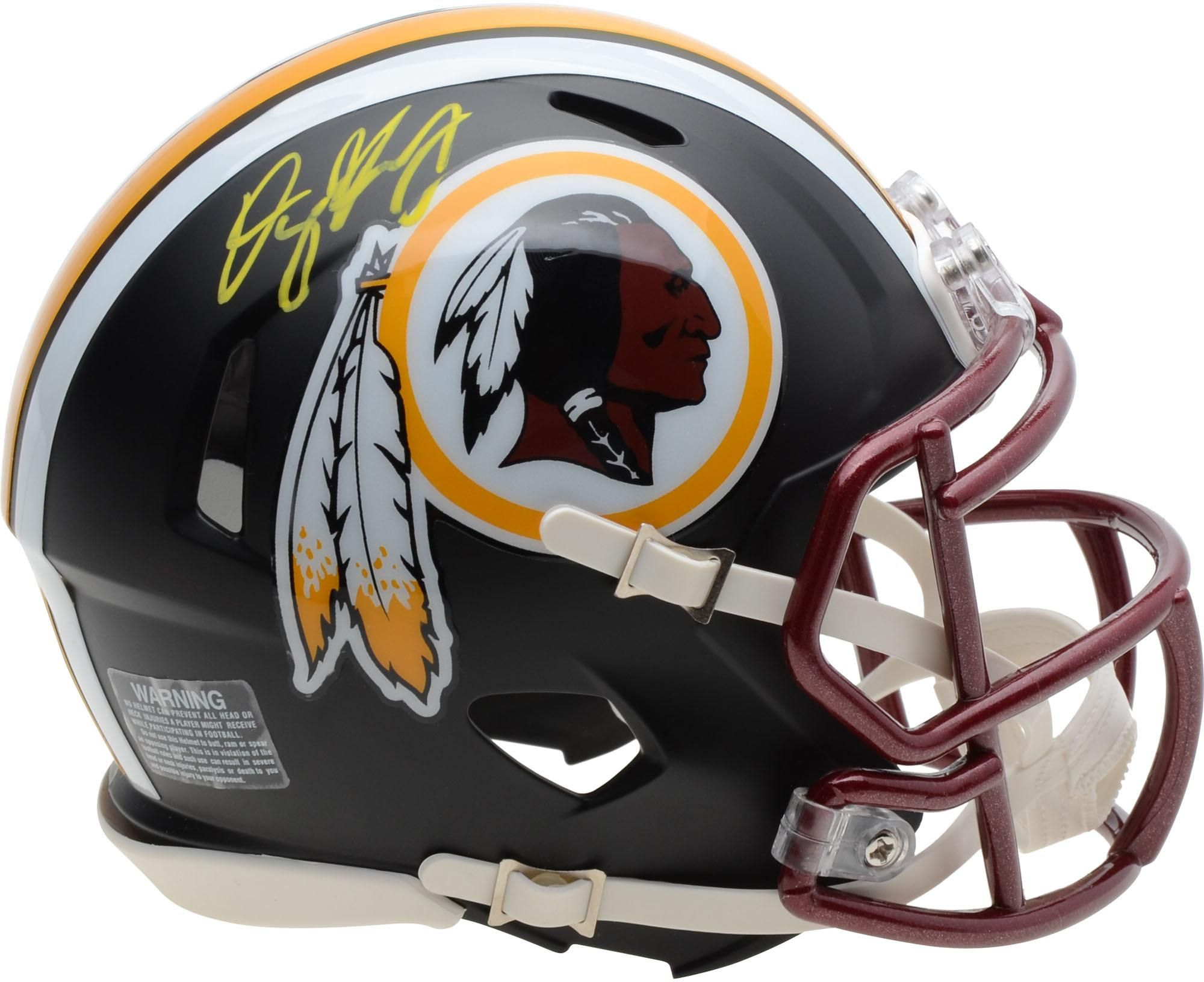 Pin on Official Authentic Autographed Football Helmets for Sale