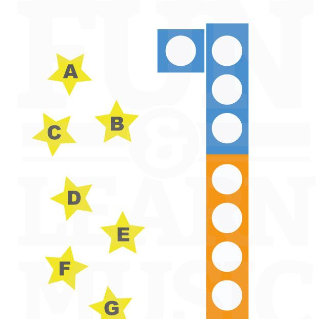 Free printable and worksheets to practice recorder fingerings - recorder finger chart