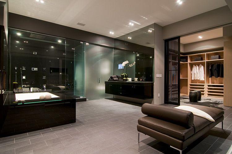 Beautiful Master Bathrooms Exterior modern luxury | california modern luxury residence – nightingale
