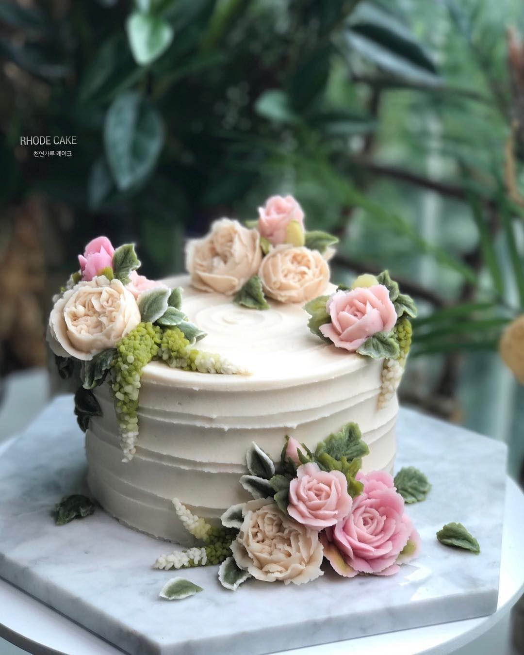 Korean wedding decoration ideas  로데플라워케이크 정규 심화 꽃반 클래스 TALK ID  sun