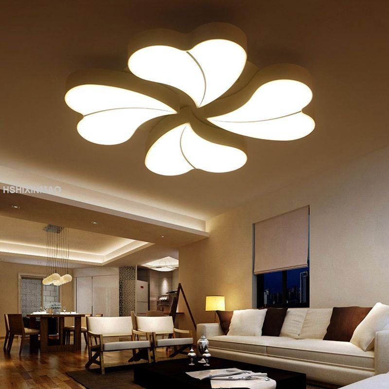 Heart Shape Ceiling Design For Bedroom