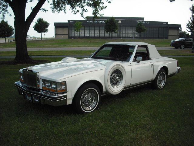 Cadillac Seville Grandeur Opera Convertible Cadillac - Pompano classic cars