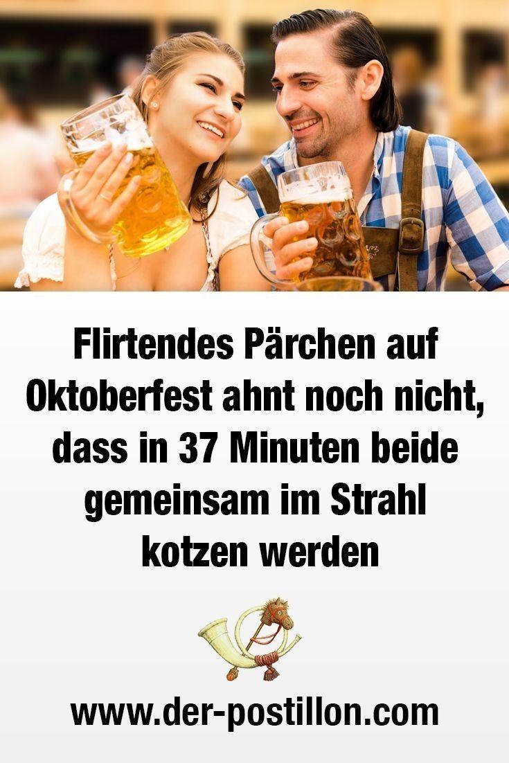 Flirten oktoberfest