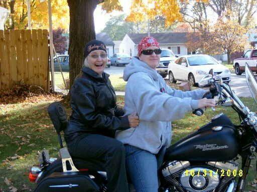 Biker mama's