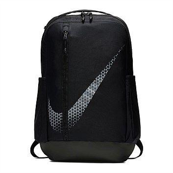 46a159ed9a8b Rebel Sport - Nike Vapor Power Graphic Training Backpack Black 26 Litres
