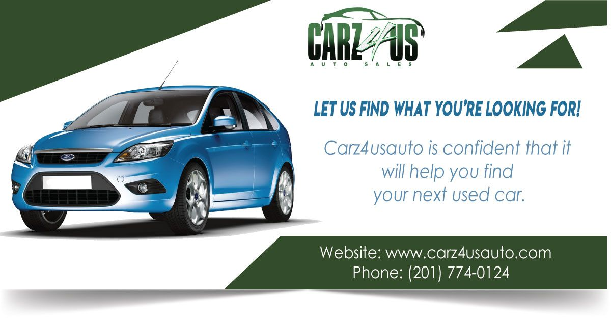 If you are interested in buying a used car in South