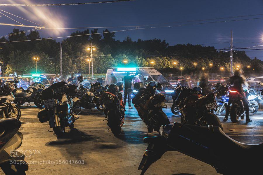 bikes by YuryVinokurov