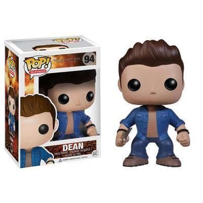 Funko POP Figura in vinile soprannaturale Sam