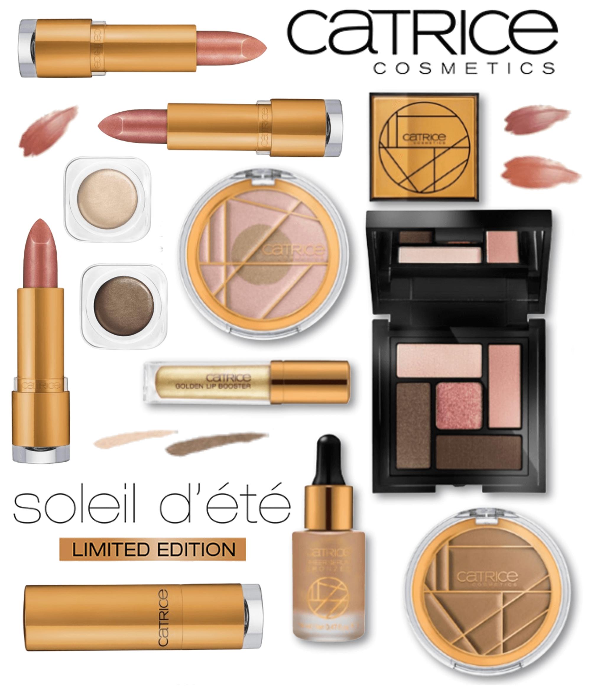 soleil d'été | Catrice Limited Edition | Kosmetik ...
