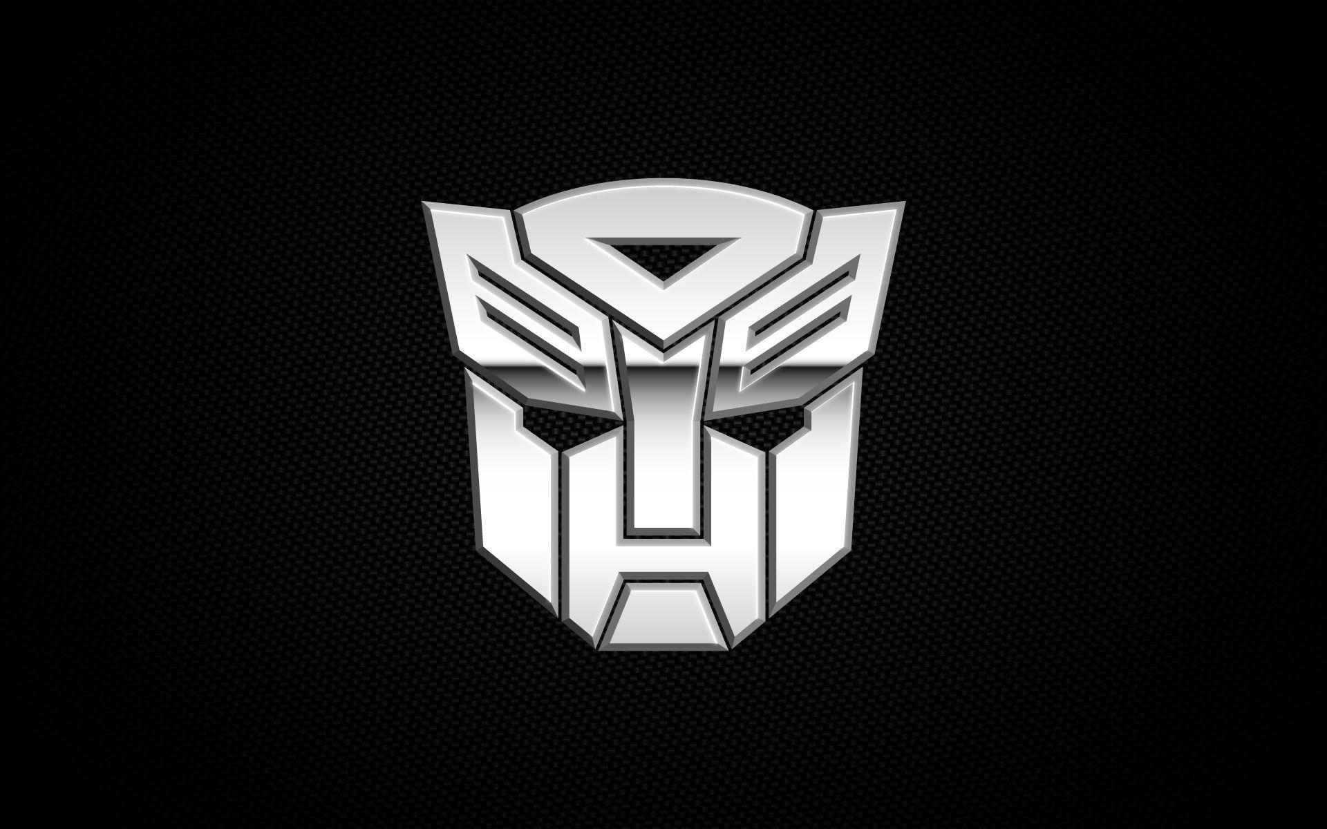 white autobots logo Autobots logo, Autobots, Comic book