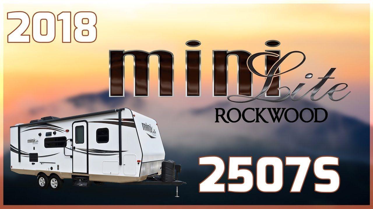 Pin By All Seasons Rv On Videos Rockwood Mini Lite Lite