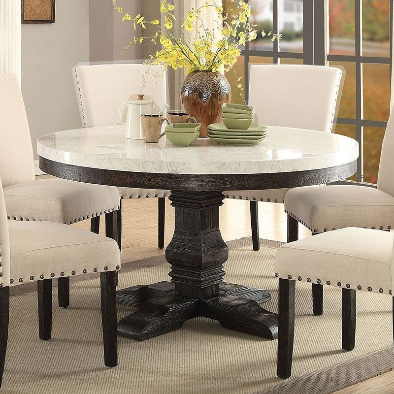 The Nolan Dining Room Collection By Acme Furniture Offers An Elegant Design To Turn Your Area Into Most Eye Catching Spot Of House