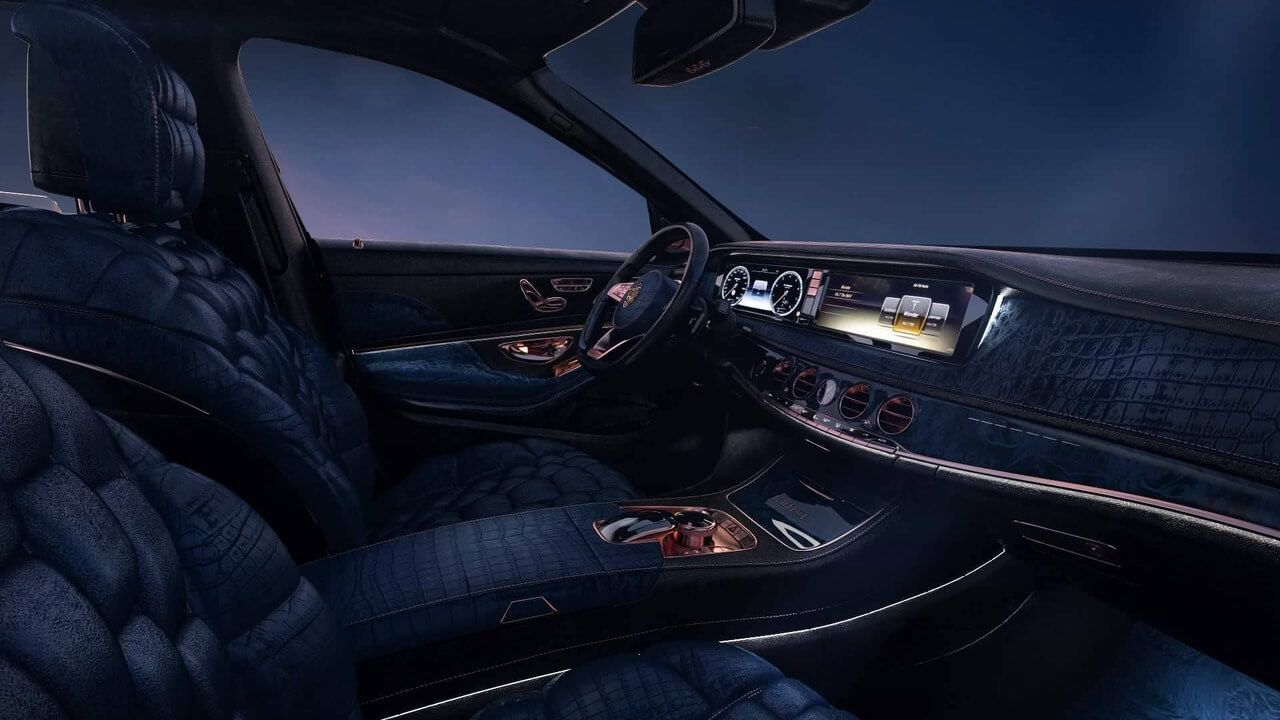 Scaldarsi motors maybach based 1 5 million emperor i is a sight to - Scaldare Emperor And A Mercedes Maybach S600 Http Autoblogsss Ru