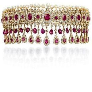 db12002a3ead9 Hyderabadi style choker | Grabbed by jewels | Jewelry, Hyderabadi ...