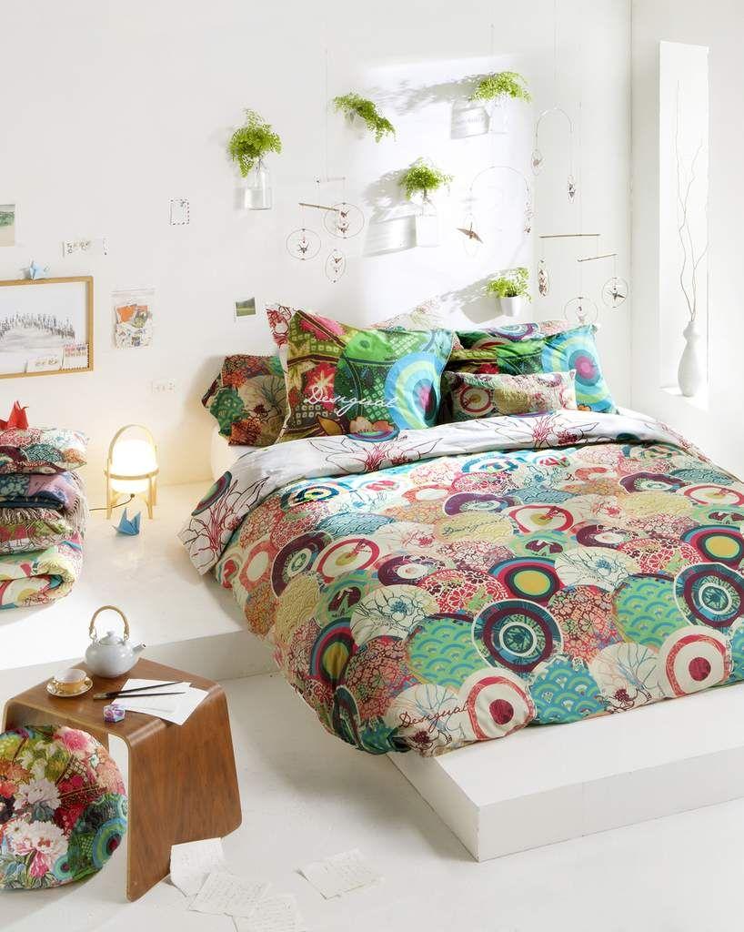 Funda Nordica Desigual Japanese.Desigual Home Decor Bedroom Decoracion Hogar Decoracion