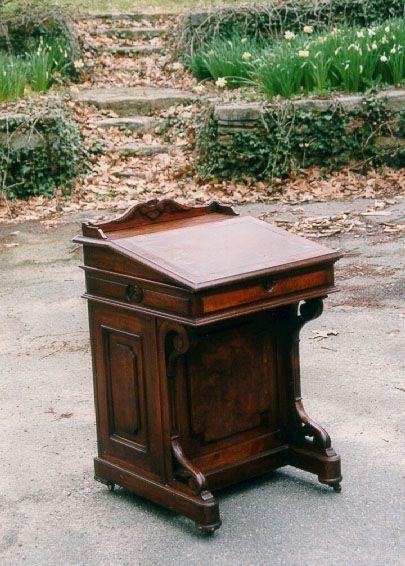 Image Detail For Antique American Furniture Davenport Desk