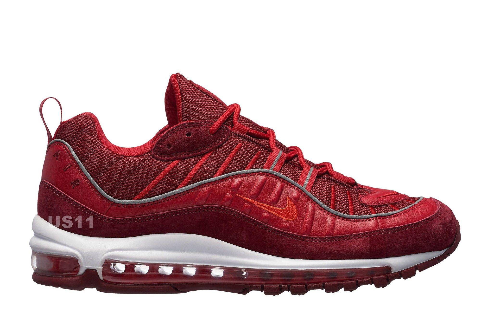 Nike Air Max 98 SE: Three Colorway Preview - EU Kicks: Sneaker Magazine