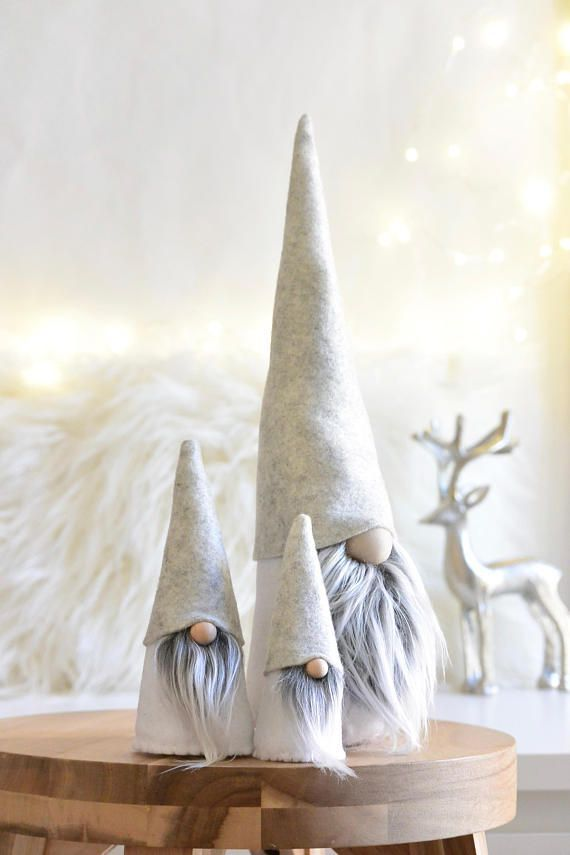 Midi Tomte Gnome Tonttu Scandinavian Christmas