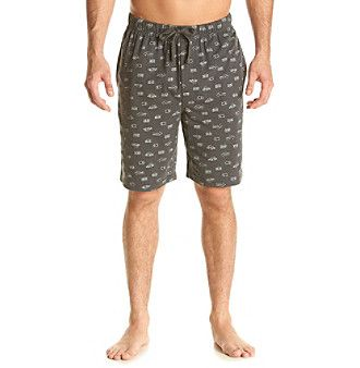 John Bartlett Statements Men's Knit Sleep Shorts