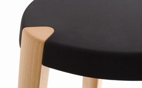 Detail of a stool by Roger Arquer