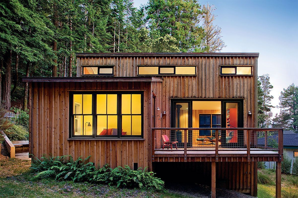 17 Rustic Tiny Home Exterior Ideas For Best Inspiration Modern