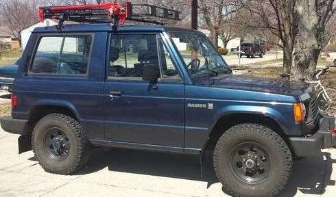 Dodge Raider For Sale >> 1988 Dodge Raider 4x4 Auto Ac For Sale In Southport