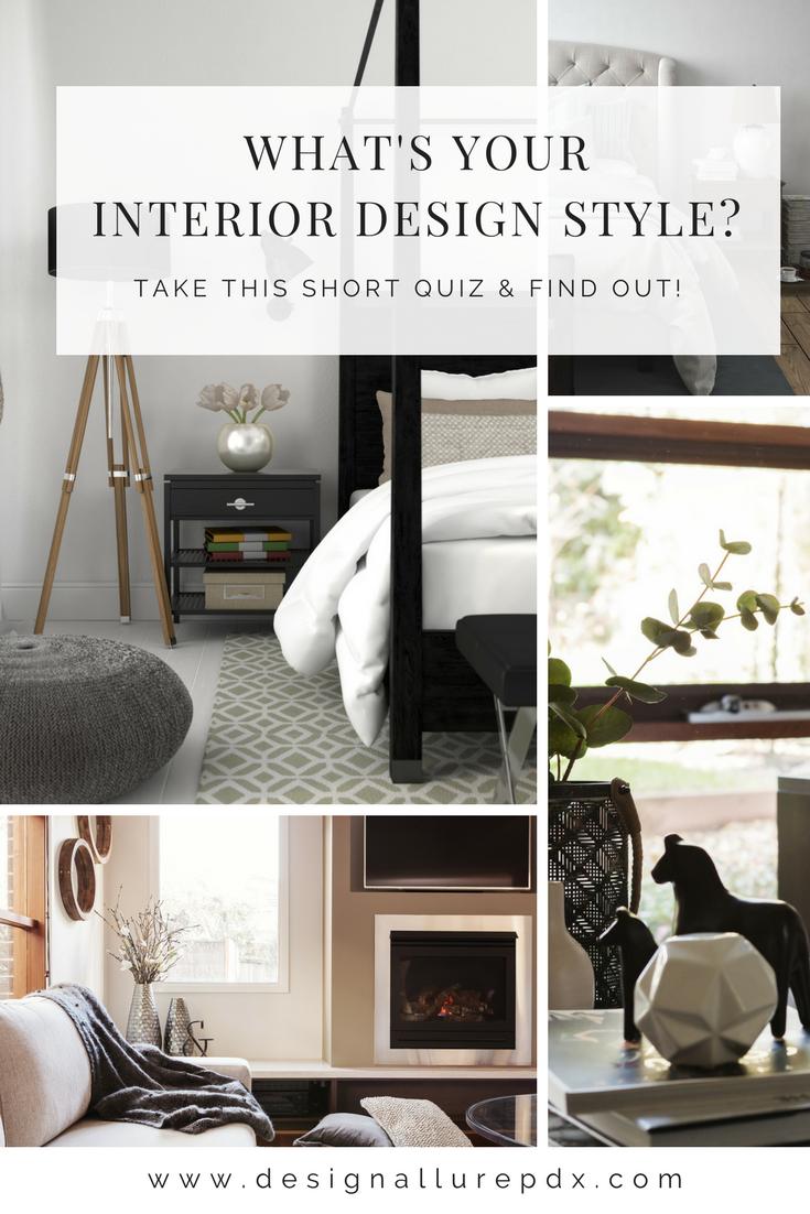 Design Allure Interior Design Style Quiz L Interior Design Home