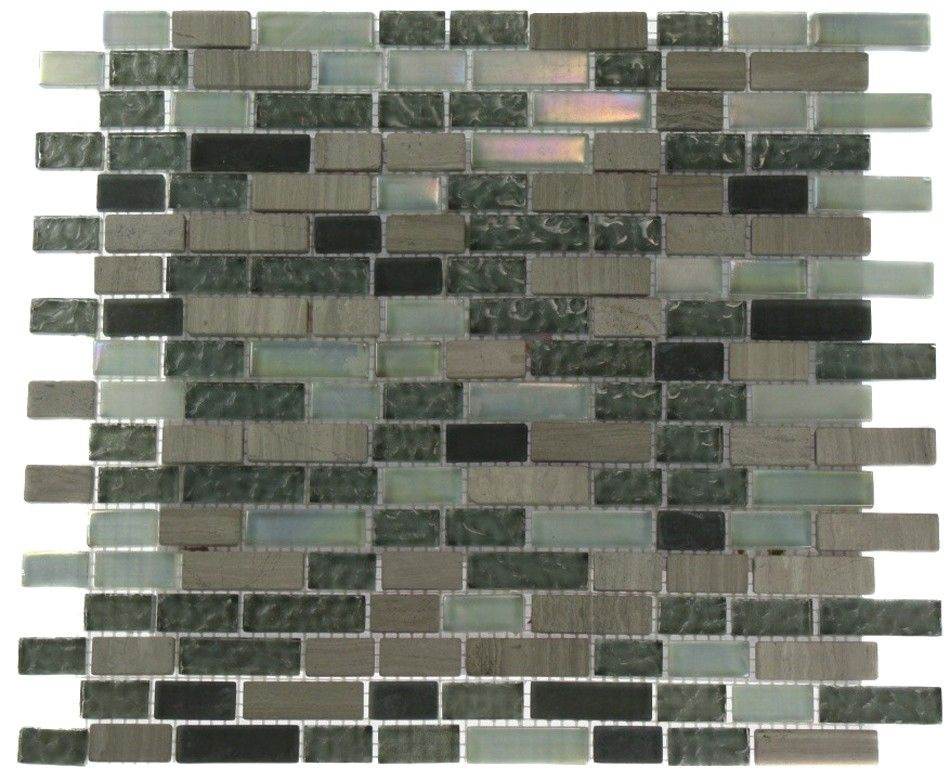 Marble Glass Mosaics Mosaic Flooring Splashback Tiles Brick Patterns