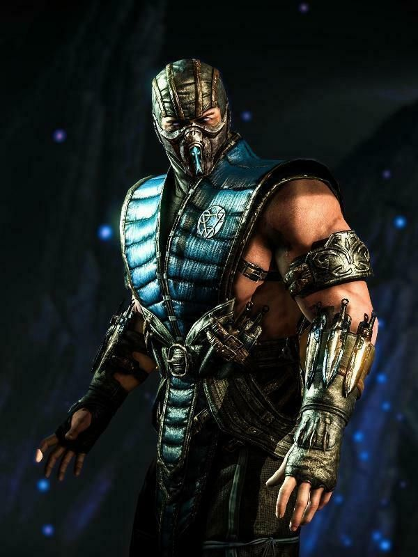 Pin by Youmendaxiaclw on Mortal Kombat in 2021   Mortal ...