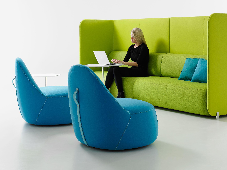 mitt & code lounge seatingbernhardt design.   office furniture