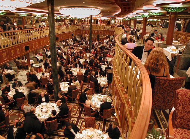 Empire Dining Room Aboard Carnival Spirit Keywords Cruiseweddings Jevelweddingplanning Follow Us Facebook