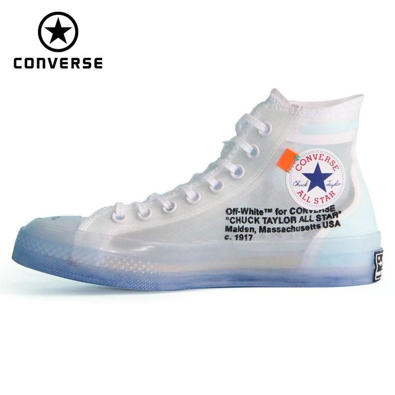 1970s Original Converse OFF WHITE lucency all star Vintage