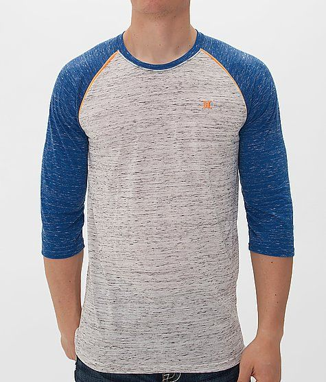 Hurley Basic Raglan T-Shirt at Buckle.com | Awesome shirts and T-shirts |  Pinterest | Hurley, Clothes and Men's fashion