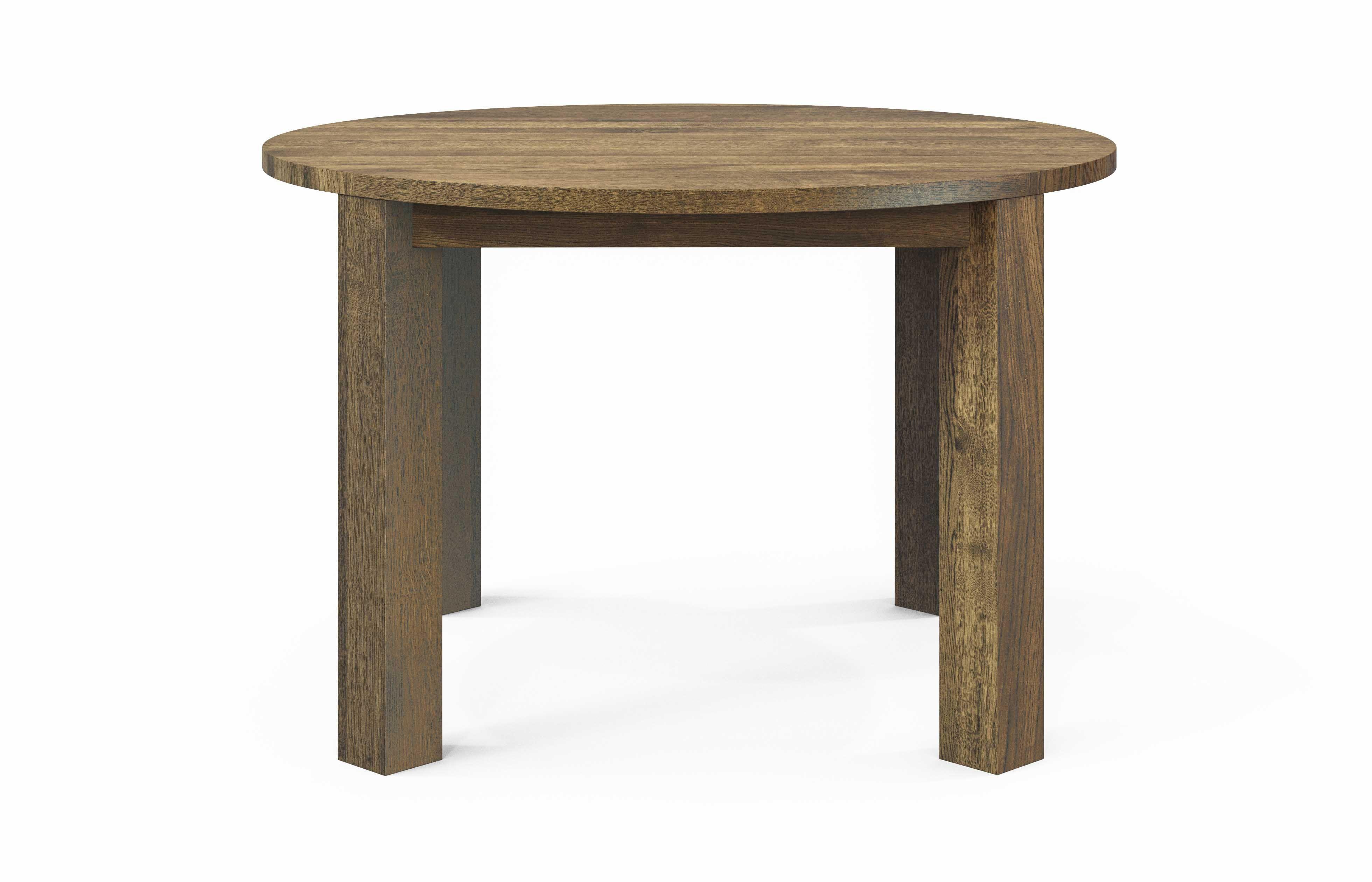 Otto küchentisch ~ Unser runder esstisch otto aus eichenholz finden sie im comnata