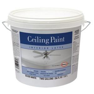 Glidden Ceiling 2 Gal Bright White