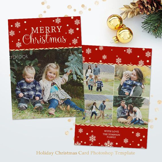 Save 45 Bundle Christmas Card Templates For Photographers Etsy Christmas Card Template Christmas Card Templates Free Christmas Cards Free
