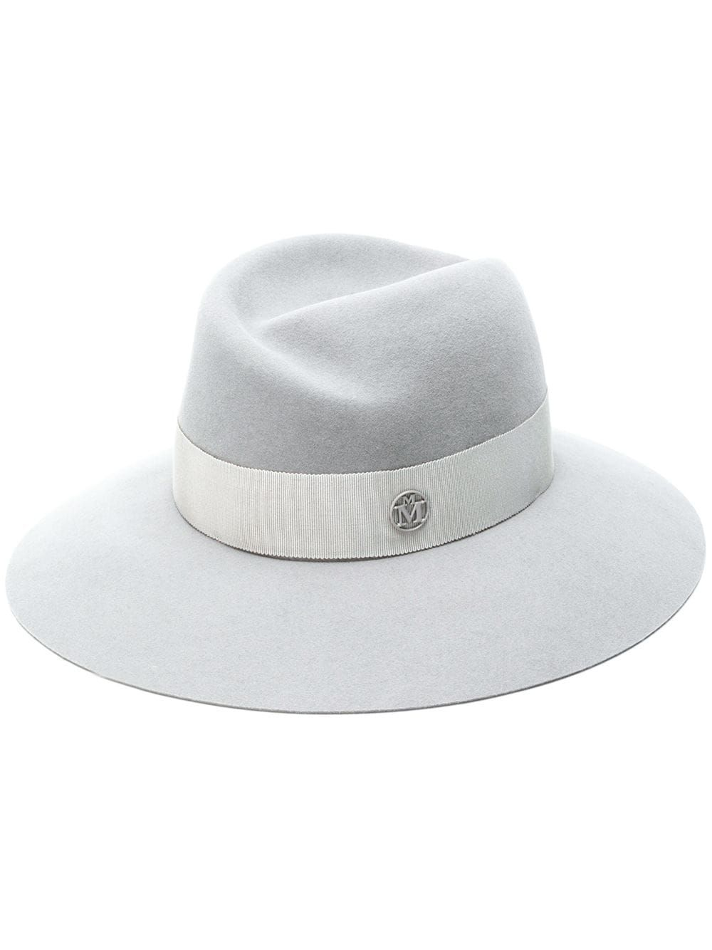 c2304075b Maison Michel trilby hat - Grey in 2019 | Products | Trilby hat ...