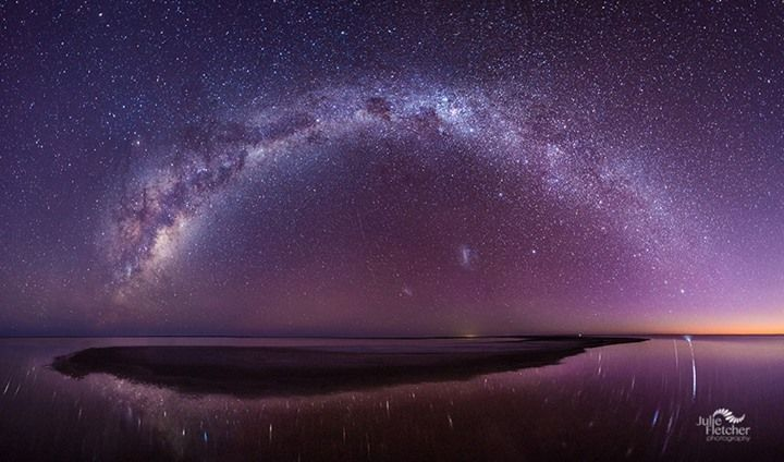 Lake Eyre, remote South Australia (Julie Fletcher Photography)