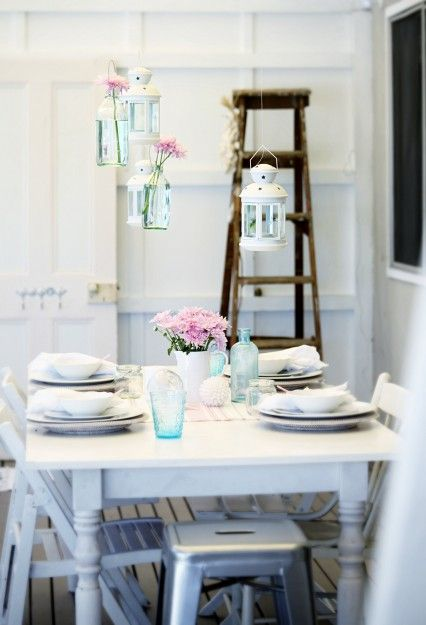 Beachy Coastal Decorating Ideas Beach Country Cottages