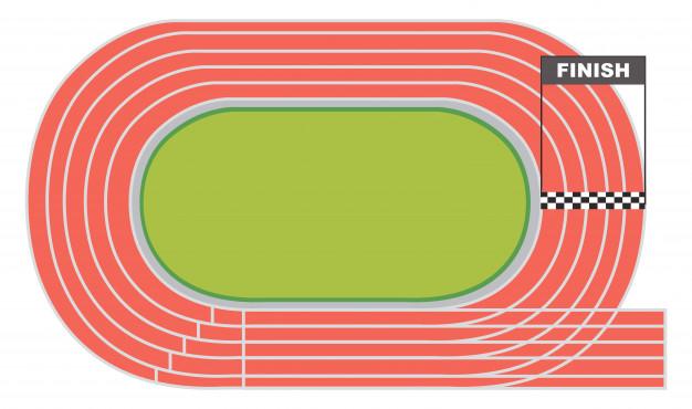 La Pista Del Atletismo Busqueda De Google Pista De Atletismo Atletismo Atletismo Dibujo