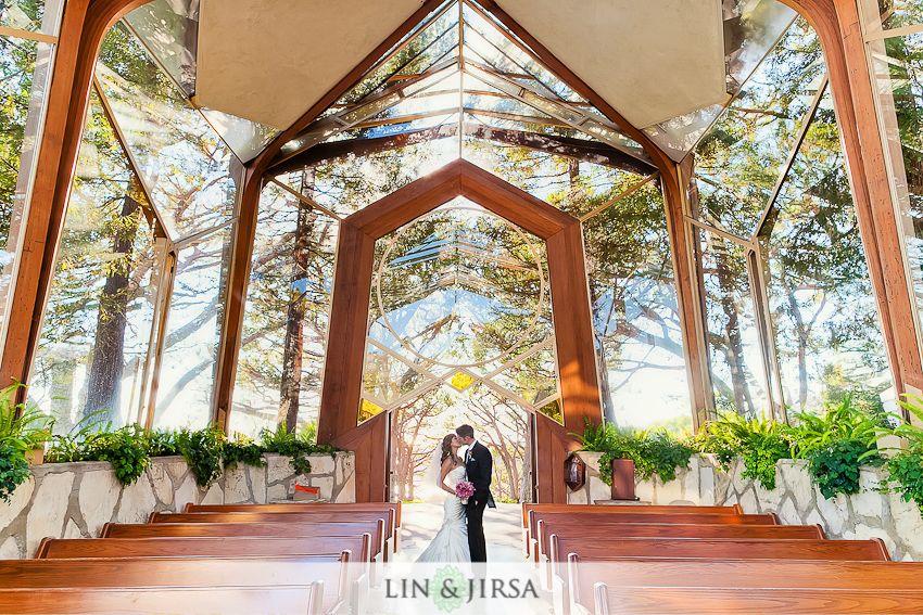 wayfarers chapel wedding los angeles photography