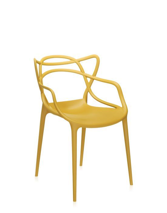 Kartell Masters Chair Pack Of 2 Masters Chair Chair Design