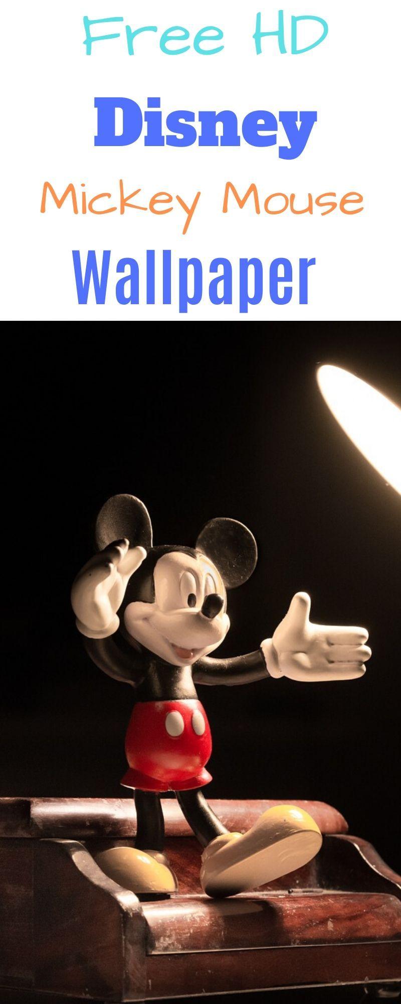 Disney Mickey Mouse Wallpaper #mickeymousebirthdaypartyideas1st