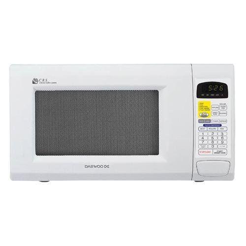 Daewoo Kor130ew 13 Cuft Countertop Microwave Oven Click
