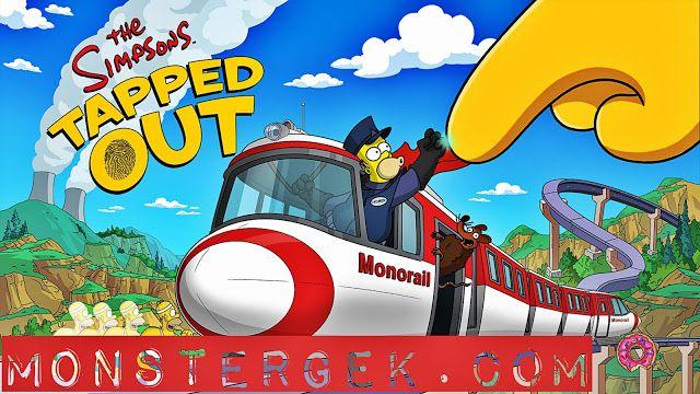 لعبة The Simpsons™ Tapped Out v4.38.0 مهكرة للاندرويد