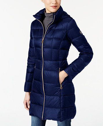 69e57bfe4 MICHAEL Michael Kors Packable Down Puffer Coat