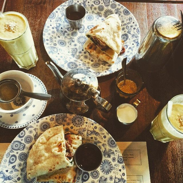 A Dishoom Breakfast the Best Brunch in London, Covent